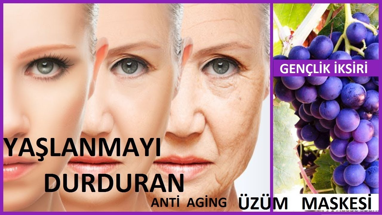 A vitamini yaşlanmayı önlüyor