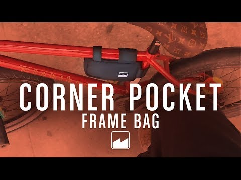 MERRITTBMX: CORNER POCKET FRAME BAG