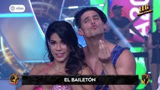 Luciana Fuster y Austin Palao ganaron el bailetón con sexy reggaetón