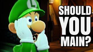Should You Main Luigi in Smash Ultimate?