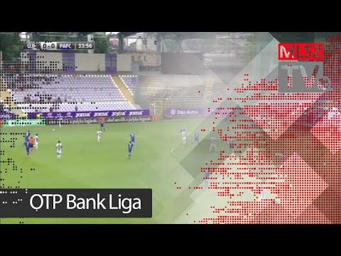 Újpest FC - Puskás Akadémia FC | 0-1 (0-0) | OTP Bank Liga | 30. forduló | 2017/2018 | MLSZTV