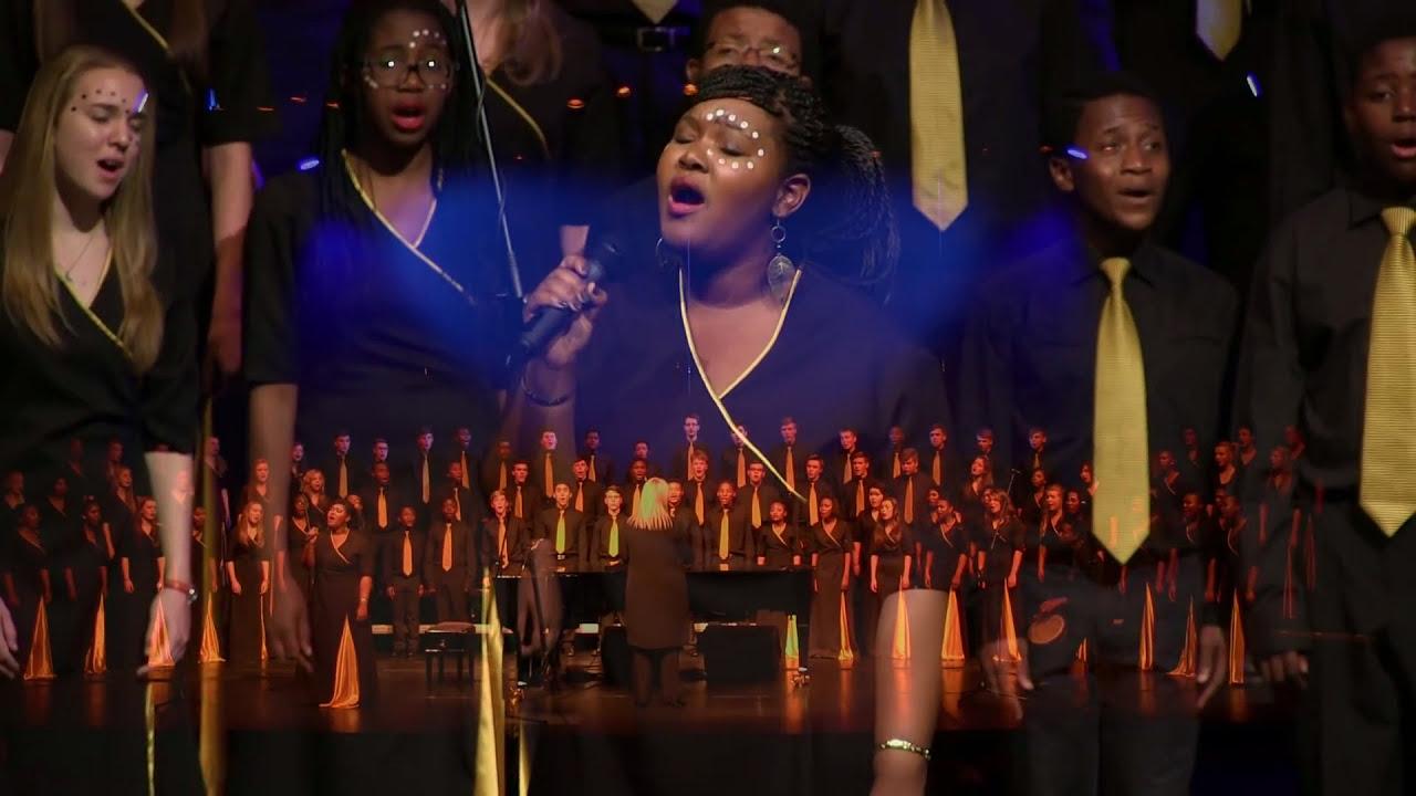 University of Pretoria Youth Choir: Ndikhokhele Bawo