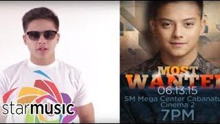 DANIEL PADILLA - Handa na ba kayo SM Cabanatuan (Most Wanted Concert)