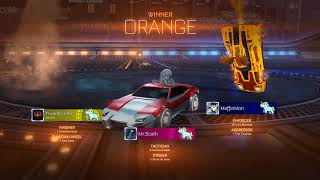 Kommunikation im Ranked | Rocket League #17 Alte Season