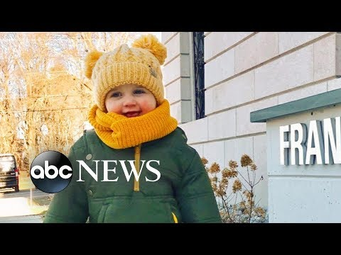 Mom's invention solves age-old dilemma of kids wearing coats in car seats