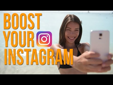 How To Boost Your Instagram Following Using Internet Royalty