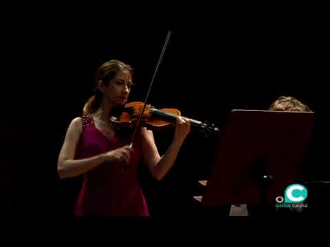 Macarena Martínez y Juan Escalera presentan 'Turina. Complete Music for Violin and Piano'