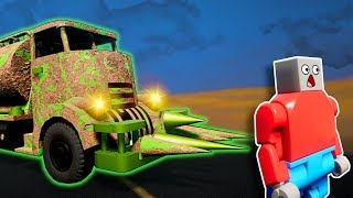 LEGO GHOST TRUCK SURVIVAL! - Brick Rigs Multiplayer Gameplay