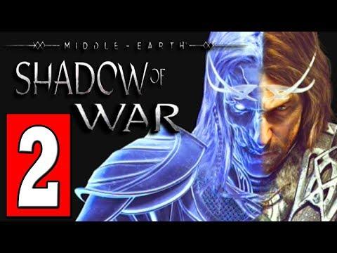 SHADOW of WAR Walkthrough Part 2 - DEFEAT THE NAZGUL / THE FALL
