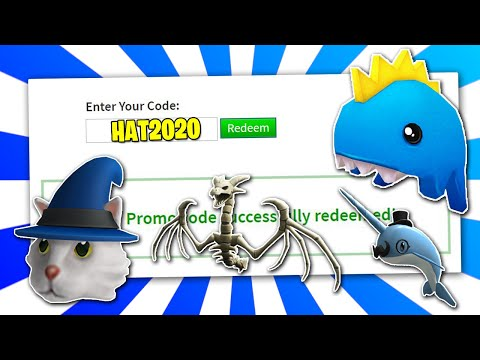 NEW Roblox Promo Codes on Roblox 2020|| Roblox Working NEW Promo Code (OCTOBER)