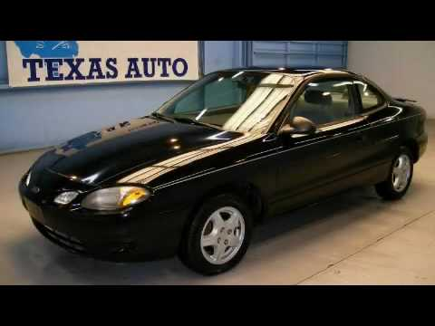 Used 1999 Ford Escort Zx2 Houston Tx Youtube