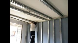 Звукоизоляция комнаты на каркас (как сделать шумоизоляцию стен) в Екатеринбурге(Интернет-магазин