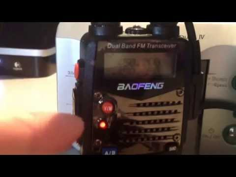 """CHIRP on OS X 10.7, cheap Chinese data cable, Baofeng UV-5R, fixing """"radio did not respond"""" error."""