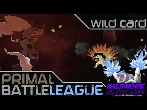 "PBL Wild Card Playoffs- Baltimore Blastoise VS Arizona Weaviles- ""Flip of a coin!!!"""