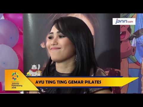 Pilates Dan Yoga Jadi Andalan Ayu Ting Ting