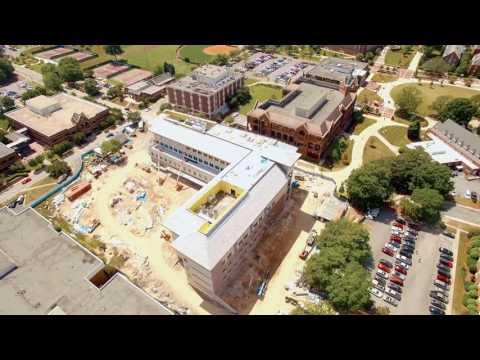Undergraduate Sciences Building – April 26, 2017