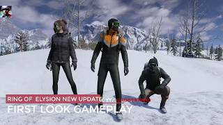 RING OF ELYSIUM NEW UPDATE SNOW+FPP MOD DATE 18/09/2018