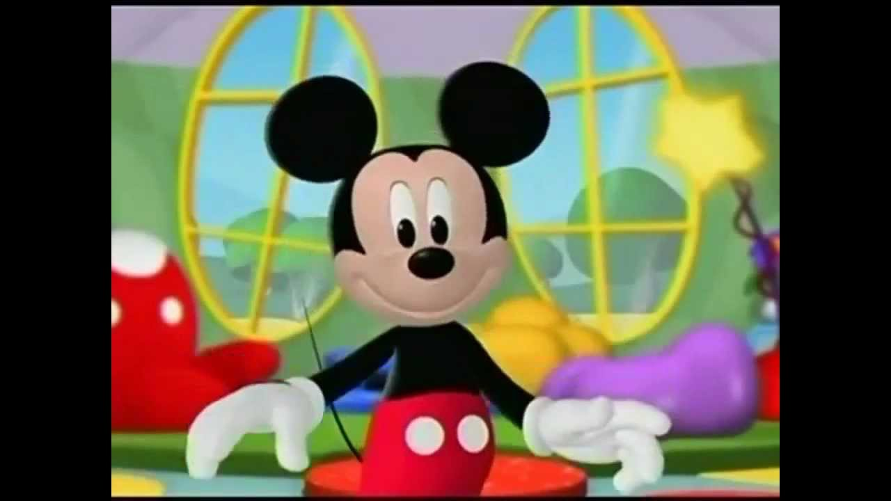 Mickey Mouse Clubhouse Oh Toodles