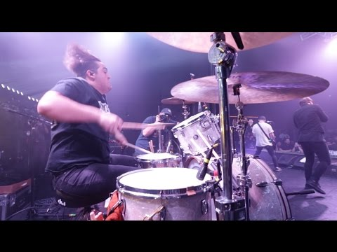 "BEARTOOTH // ""Body Bag"" Drum Cam"