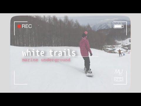 【Hatsune Miku/初音ミク】white trails【オリジナル】-marine underground-