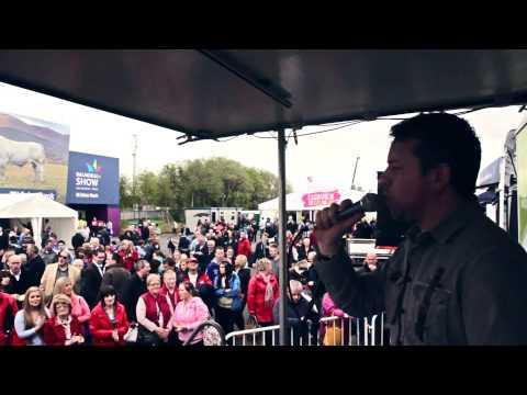 Justin McGurk - What's The Craic, featuring Barack Obama