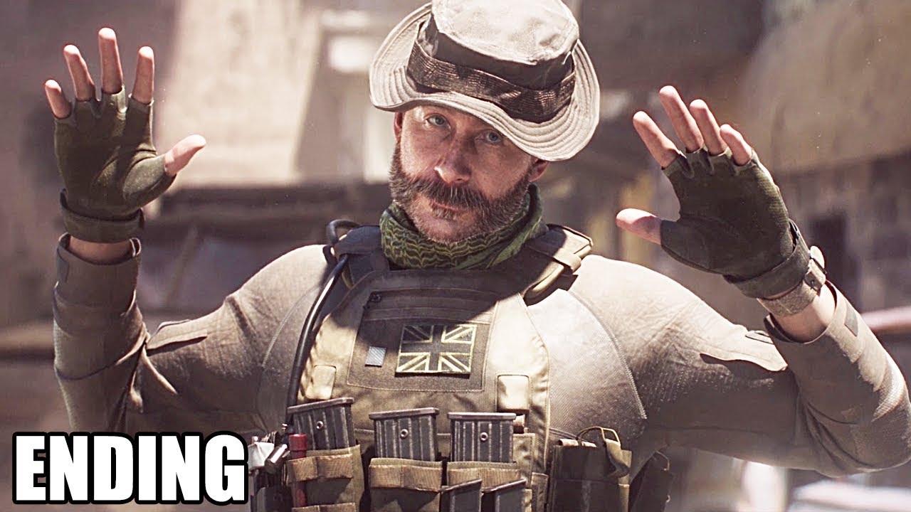 gameplay da Campanha MODERNA WARFARE Parte 5 - FIM (Call of Duty Modern Warfare) + vídeo