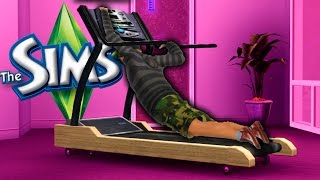 The Sims 3 | LORENZO GETS IT TOGETHER! | The Sims 3 PC Gameplay Funny Moments Lets Play (Part 2)