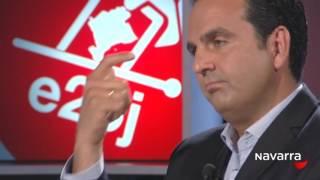 Entrevista Iñigo Alli- Candidato UPN-PP al Congreso por Navarra- 23 junio 2016