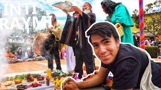 INTI RAYMI en Ecuador | Mitad del Mundo