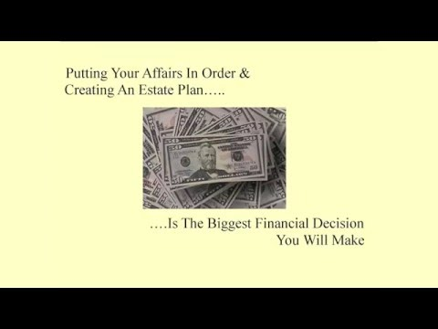 Estate Planning Solutions for Families, Course 1: Your Legal Rights