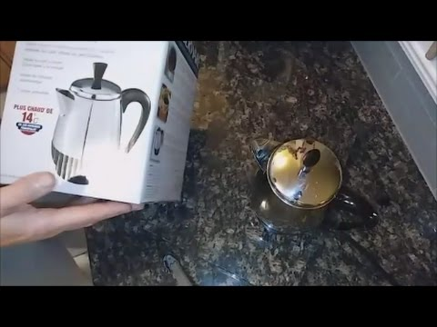 Review Farberware Fcp240 2 4 Cup Coffee Percolator Stainless Steel