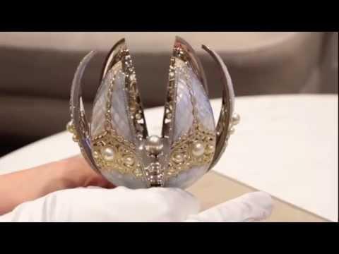 Fabergé Pearl Egg