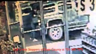 Theft of State Gazette newspaper rack Thumbnail