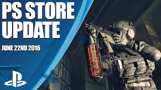 PlayStation Store Highlights - 22nd June 2016