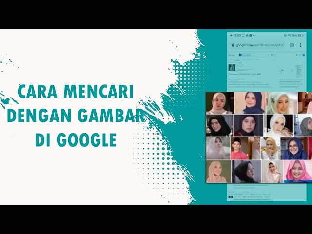 Cara Mencari dengan Gambar di Google
