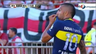 River Plate vs Boca Juniors 2-4 - Todos los Goles - 11/Diciembre/2016 - Super Clasico Argentino