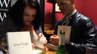 Starlings Book Signing Brighton