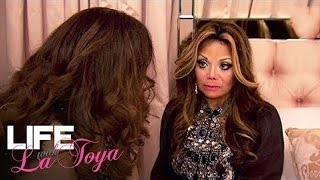 La Toya's Past Interferes With Her Marriage Plans | Life With La Toya | Own