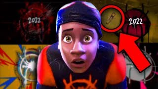 Spiderman Into the Spiderverse 2 Trailer Breakdown! ALL SPIDERS IDENTIFIED!