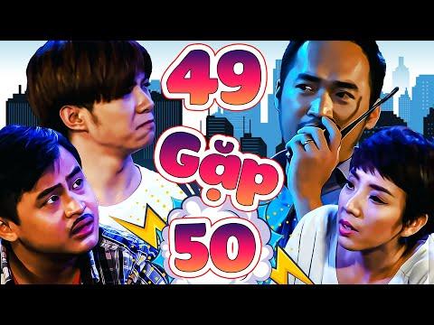 HÀI HAY NHẤT   CƯỜI ĐAU BỤNG  HÀI KỊCH : 49 Gặp 50 #tiếnluật