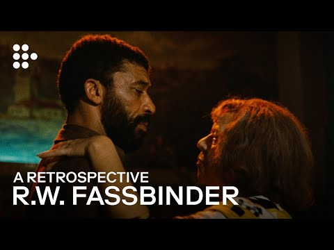 Fassbinder: The Exploitability of Feelings