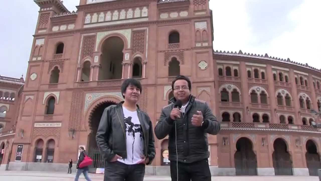 Los runas en madrid youtube for Sala 976 latin palace