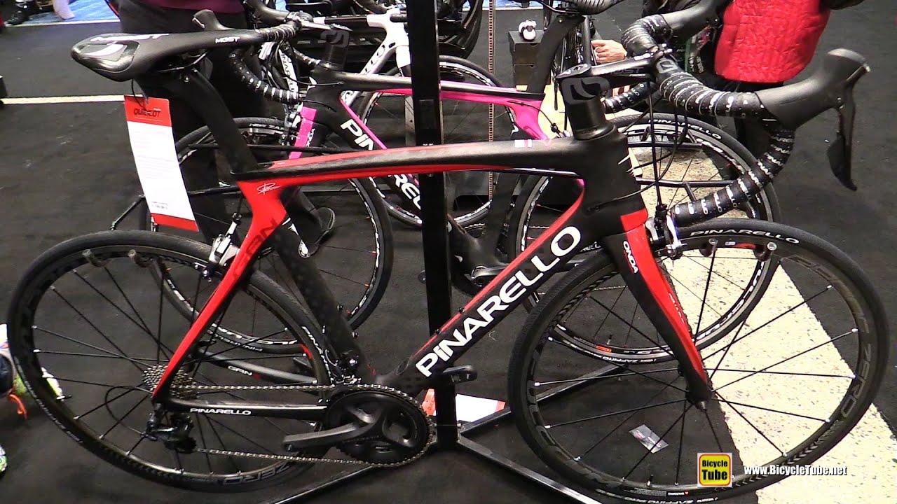 2016 Pinarello Gan S Road Bike Walkaround 2016 Salon Velo