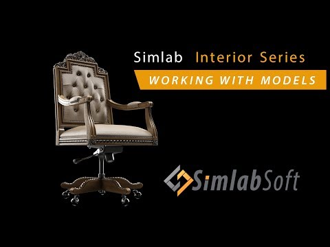 SLC Interior training series / Part 1 (working with models)