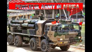 Tanzanian Army Among The Most Powerful Army in Africa