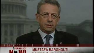 "Mustafa Barghouti: ""Israel Has Completed The Transformation Into An Apartheid State""  1 of 3"