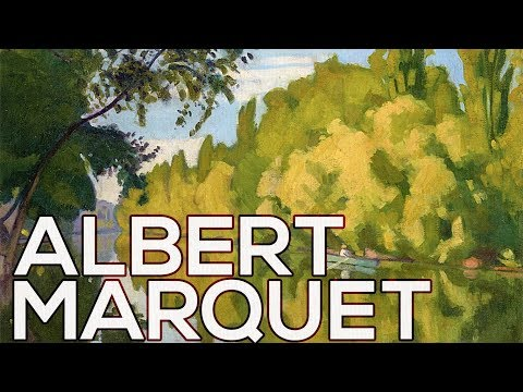 Albert Marquet: A collection of 481 works (HD)