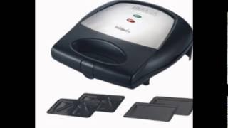 Philips HD2394 Panini Maker (Black)