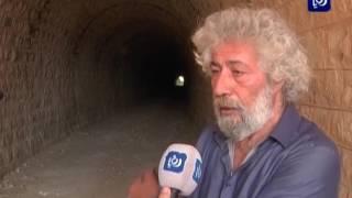 الخرق أو نفق بلعا - آخر معالم سكة الحديد العثمانية في فلسطين