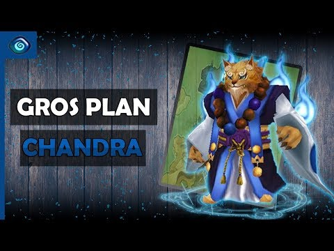 GROS PLAN CHANDRA featuring Strange - Summoners War